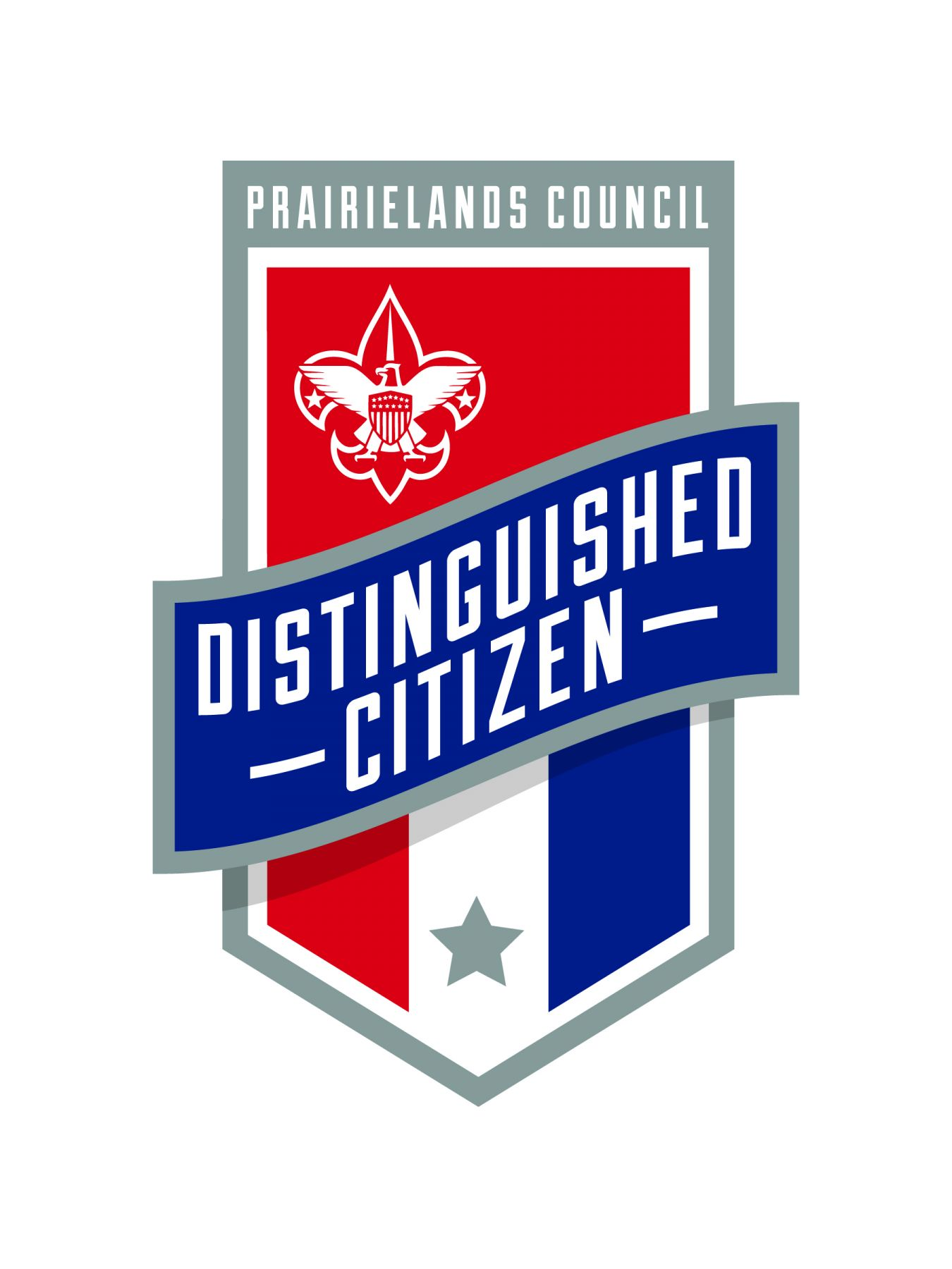 Distinguished Citizen event logo