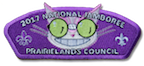 Prairielands BSA Jamboree CSP - Purple